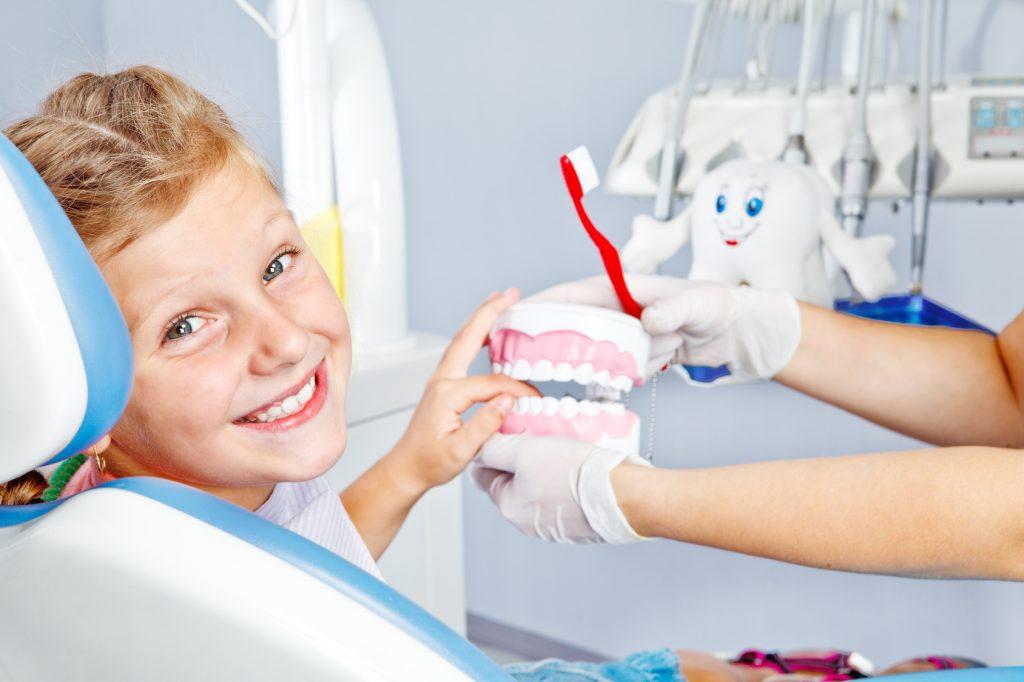 детский стоматолог на дом