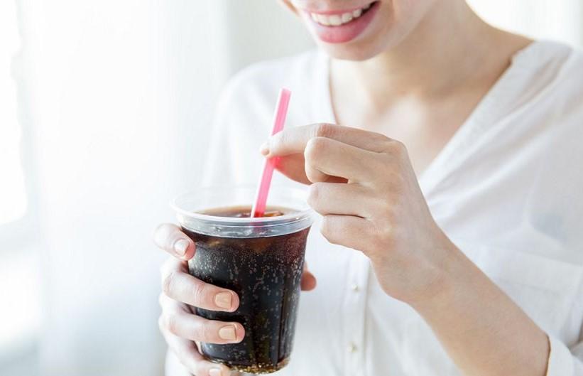 вред газировки для зубов