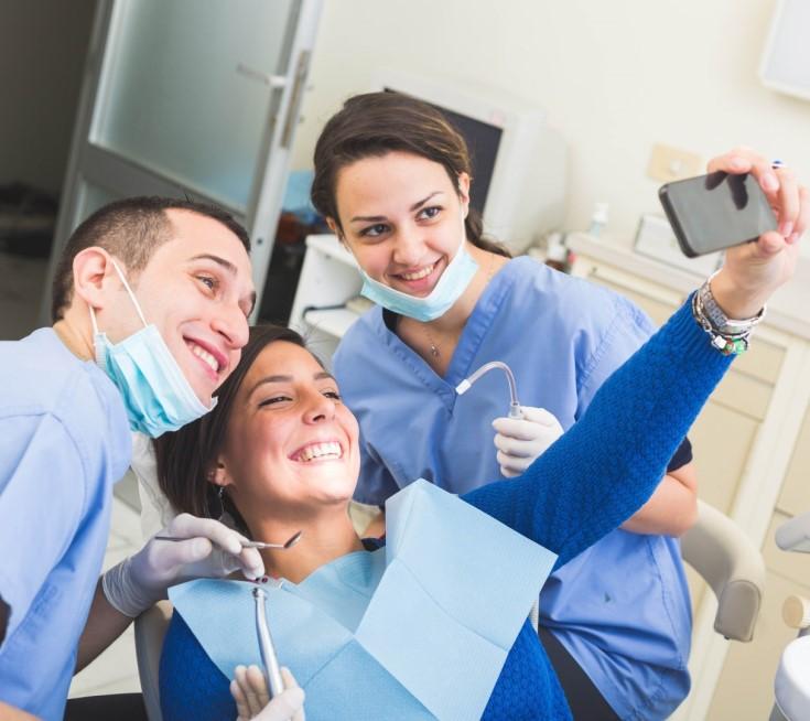 где европейцы лечат зубы