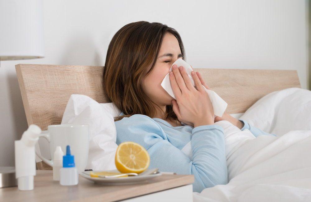 Простуда после лечения зубов